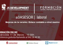 Formación Laboral 11 de Marzo